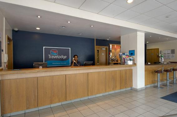 Manchester Ancoats - Hotel reception