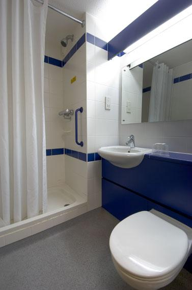 Manchester Ancoats - Double Bathroom