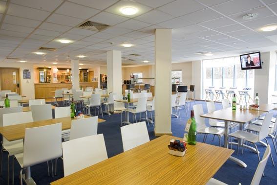 Heathrow Terminal 5 - Bar Cafe
