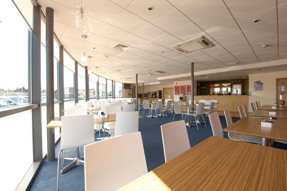 Blackpool South Shore - Bar Cafe