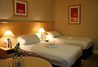 Dublin Airport South - Twin room