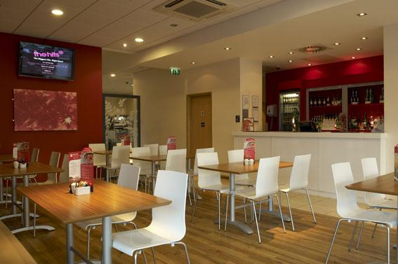Cardiff Atlantic Wharf - Bar Cafe