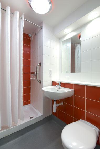 Blackpool South Promenade - Double bathroom