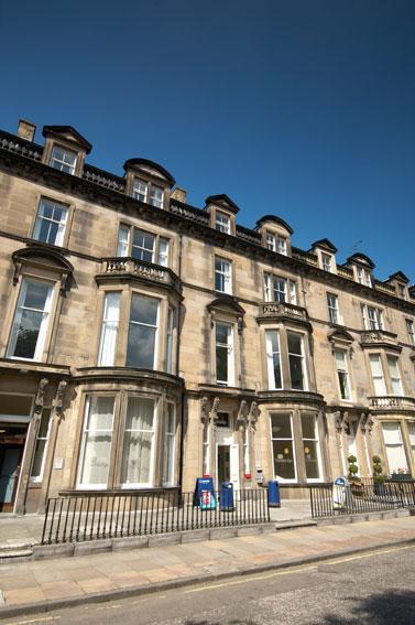 Edinburgh Learmonth - Hotel exterior