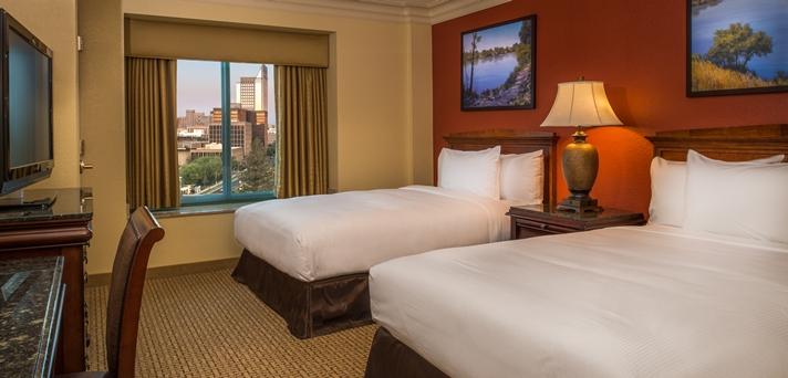 Double Suite City View