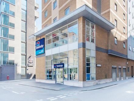 London Liverpool Street Hotel - Exterior