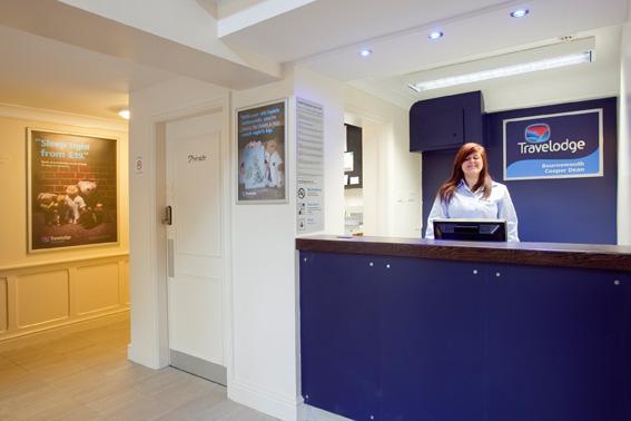 Bournemouth Cooper Dean - Hotel reception