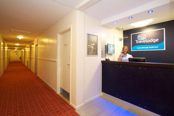 Helensburgh Seafront - Hotel reception