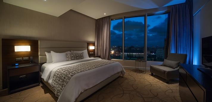 Night View Single Suite