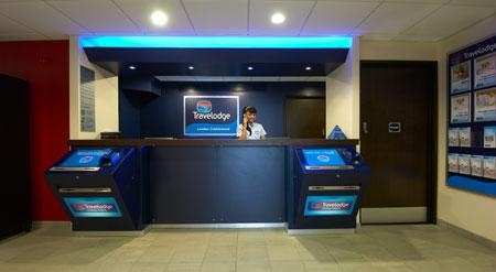 London Cricklewood - Hotel reception