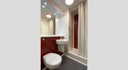 Manchester Salford Quays - Double bathroom