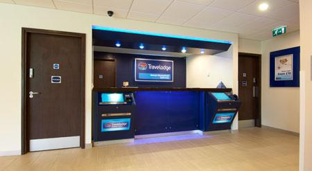 Hemel Hempstead Gateway - Hotel reception