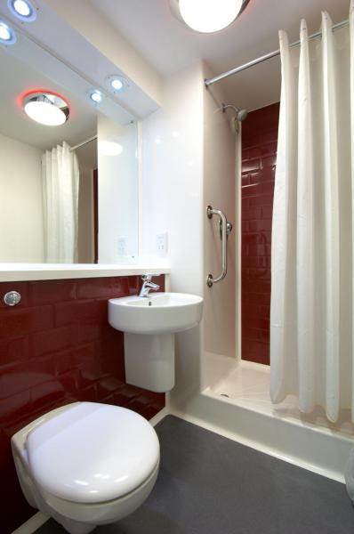 London Woolwich - Double bathroom