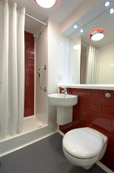 London Balham - Double bathroom