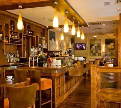 Dublin Stephens Green - Hotel bar