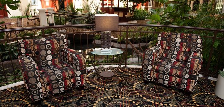 Atrium Seating