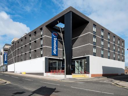 Sunderland High Street West - Hotel exterior