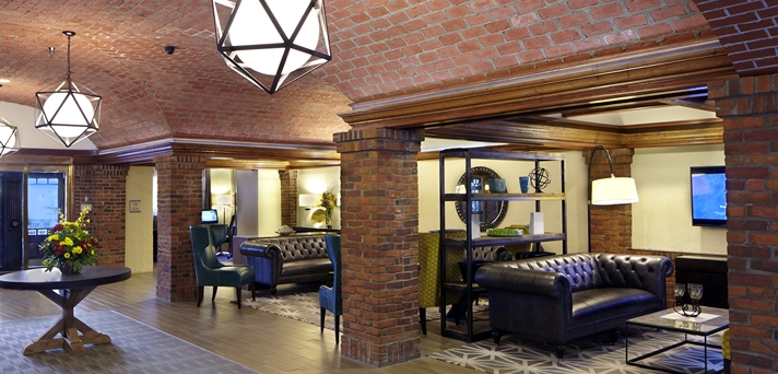 Lobby Reception