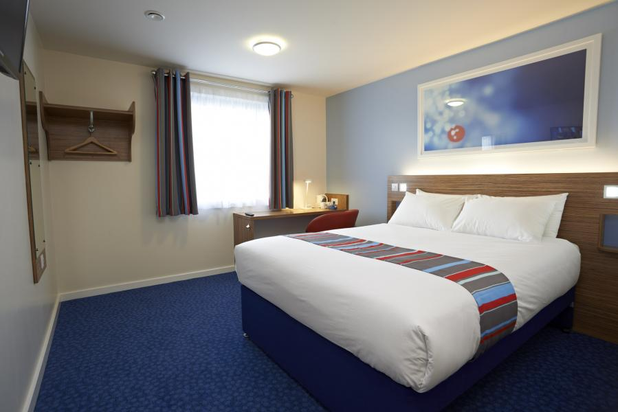 Manchester Piccadilly - Double room