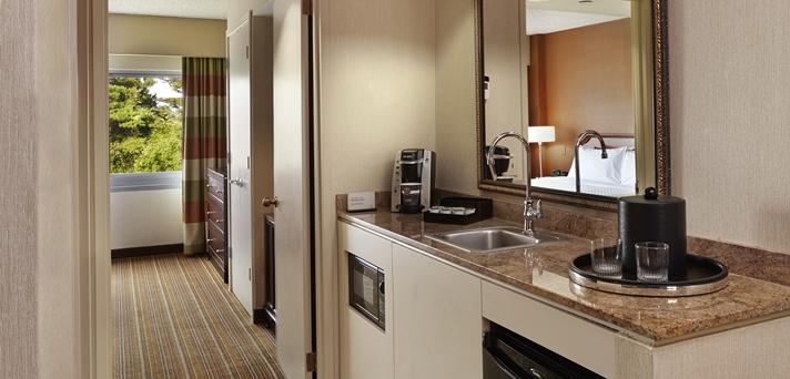 Premium Room Wet Bar