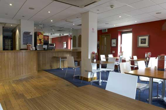 Bristol Central - Bar Cafe