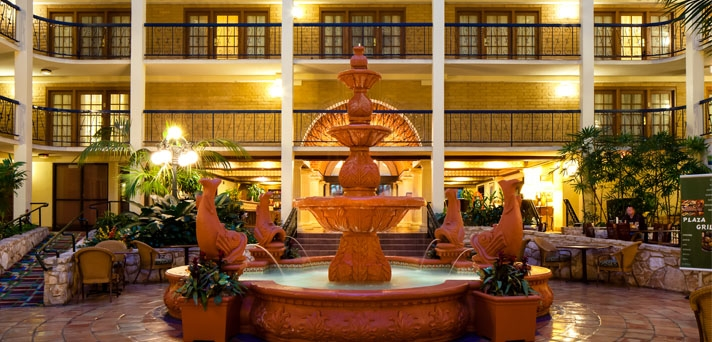 Atrium Fountain