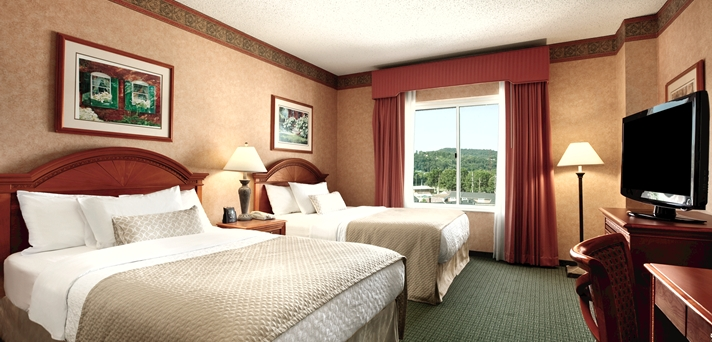 Double Bed Guest Suite
