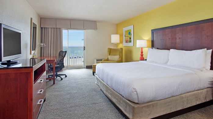 King Room with Beach View