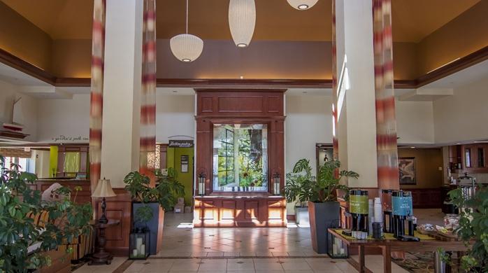 Groton, CT Hotel Lobby