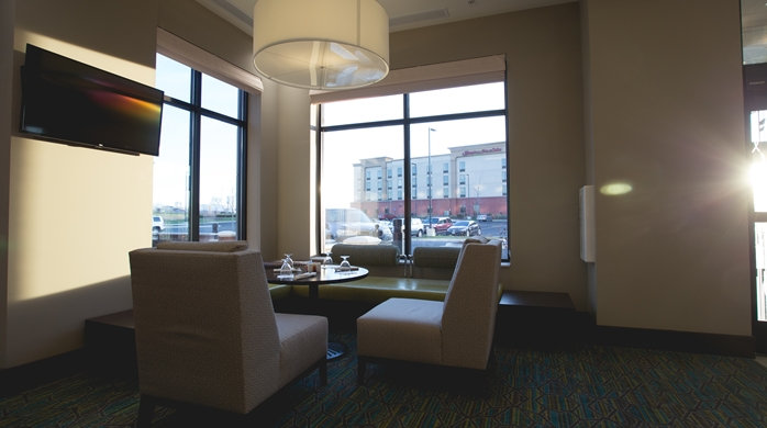 Hotel Sitting Area