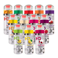 System JO Flavored Personal Lubricant