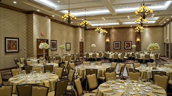 Saratoga Ballroom