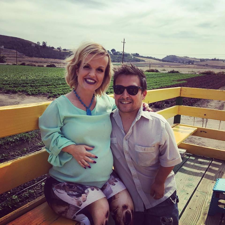 Photo of Terra Jole and her husband[6]