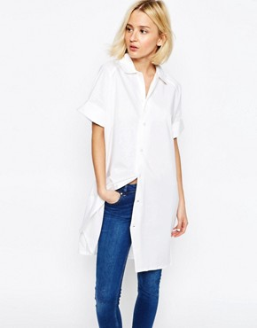 ADPT Longline Shirt Tunic