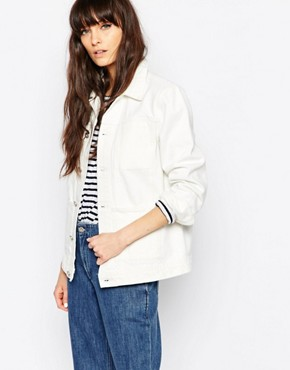 Bethnals Alfie Boxy Denim Jacket