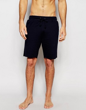 Bread & Boxers Lounge Shorts In Regular Fit