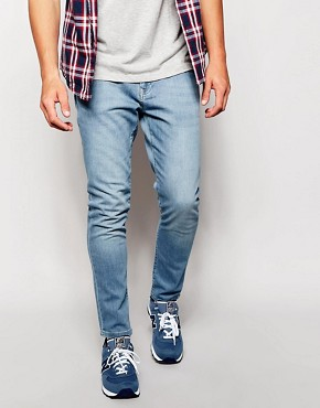 Brooklyn Supply Co Jeans Skinny Fit Light Wash