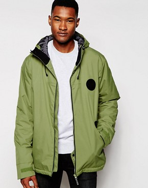 CLWR Jacket With Hood