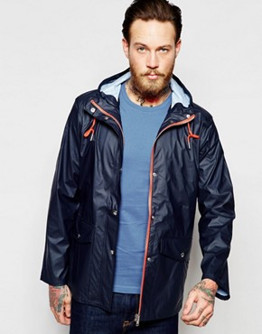 Fat Moose Seatle Short Jacket in Navy