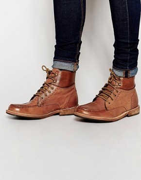 Frank Wright Angel Leather Boots