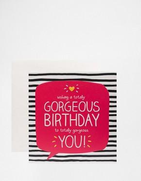 Happy Jackson Totally Gorgeous Birthday Card