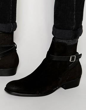 House Of Hounds Heath Suede Boots