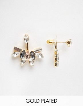 Johnny Loves Rosie Sienna Through & Through Earrings