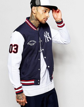 Majestic New York Yankees Varsity Jacket