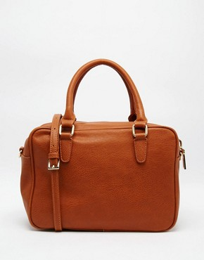 Marc B Gemma Soft Handheld Tote Bag