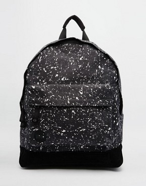 Mi-Pac Splattered Backpack
