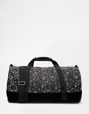 Mi-Pac Splattered Barrel Bag