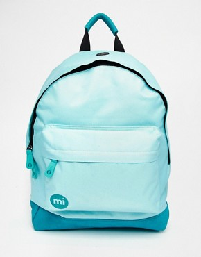 Mi-Pac Classic Backpack in Mint Green