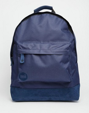 Mi-Pac Classic Backpack in All Navy