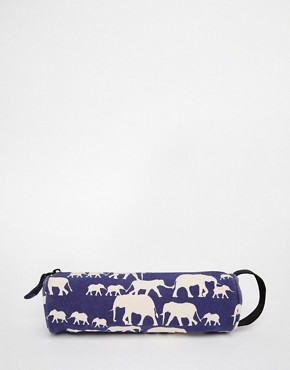Mi-Pac Elephants Pencil Case